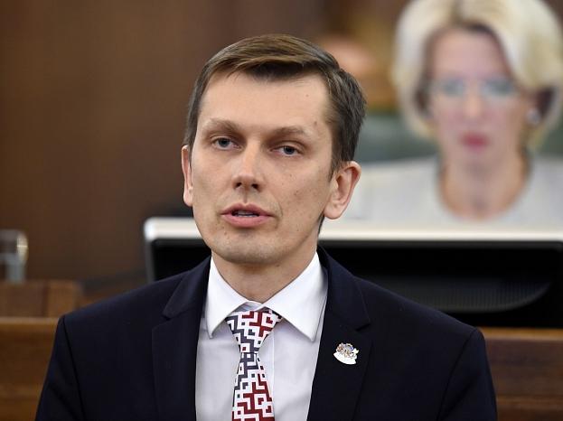 13.Saeimas deputāts Ilmārs Dūrītis.