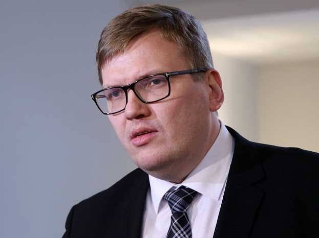 Vides aizsardzības un reģionālās attīstības ministrs Juris Pūce.