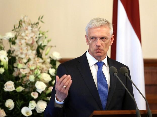 Ministru prezidents Krišjānis Kariņš