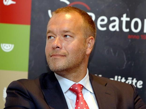 Rīgas Tūrisma attīstības biroja valdes priekšsēdētājs Guntars Grīnvalds.