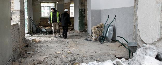 Rīgā, Ieriķu ielā 28, plāno veidot namu ar 71 dzīvokli
