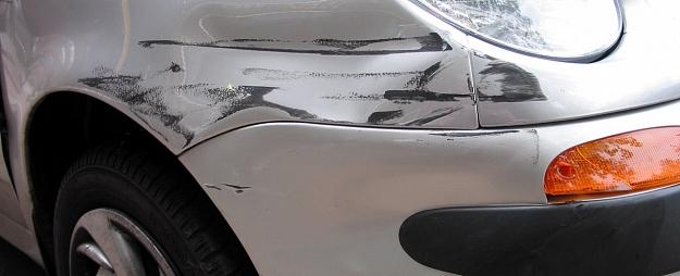 Negadījumā Engures novadā cieš autovadītājs