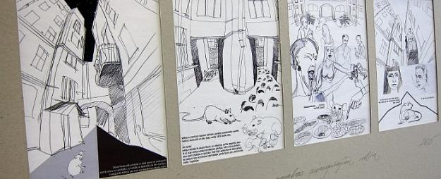 """Rēzeknes Centrālajā bibliotēkā skatāma izstāde """"Atvaļinātas personas piezīmes."""""""