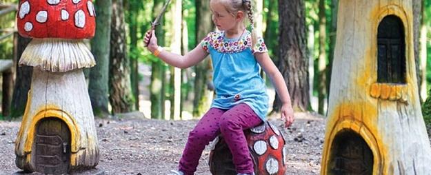 Tērvetes dabas parks izdevis īpaši bērniem veidotu bukletu