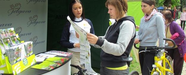 Prezentēs tūrisma piedāvājumu 3.Latvijas tūrisma informācijas tirgū