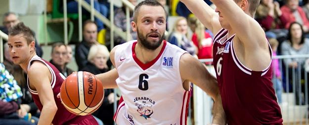 """Oskars Virsis paliek basketbola klubā """"Jēkabpils"""""""