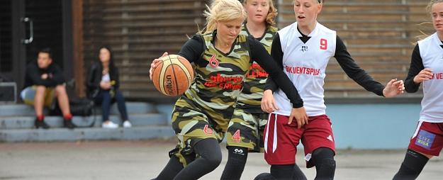 """Pie Olimpiskā centra """"Ventspils""""basketbolahalles notiks trešais 3x3 basketbola turnīrs"""