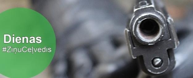Cēsīs sašauts vīrietis, apšaubīta ES pastāvēšana, smaga avārija Limbažu novadā