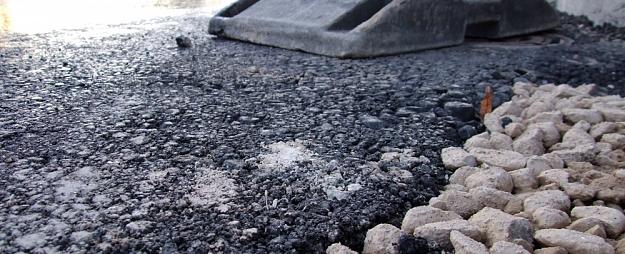 Siguldā asfaltēs Nākotnes ielu