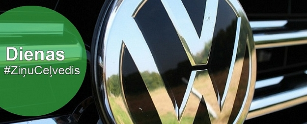 """Pērn pirktākais auto bija """"Volkswagen"""", ZZS izvirza Krauzi, vilciens notriec sievieti"""