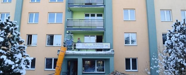 Cēsīs pārbūvē Putniņkrogu; top Dienesta viesnīca 178 skolēniem