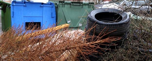 No aprīļa Jelgavā par dažiem centiem samazināsies maksa par atkritumu izvešanu