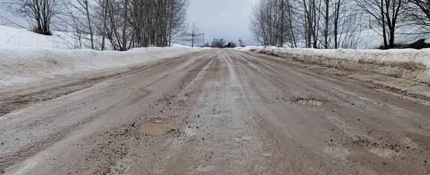 Gandrīz uz visiem grants ceļiem ievieš autotransporta masas ierobežojumus