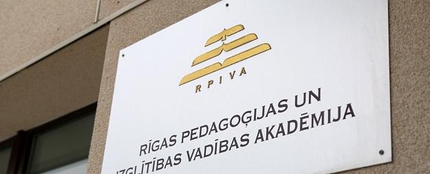 Rektoru padome: RPIVA likvidācija bez aprēķiniem ir vieglprātīga rīcība ar publiskajiem resursiem