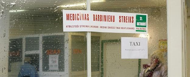 Ģimenes ārstu praksēs strādājošie ārstu palīgi nestreikos, bet māsas vēl nav izlēmušas