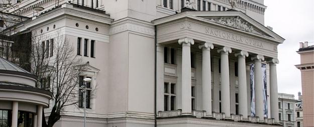 Nacionālās operas ēkas remontdarbi izmaksās ap 1,5 miljoniem eiro