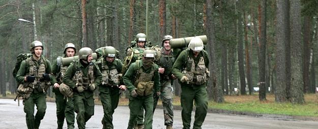 Aizsardzības ministrija vērtē iespējas karavīru mācībām izmantot arī bijušos PSRS armijas objektus