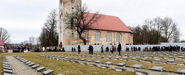 Latvijas Nacionālajā bibliotēkā atklās Tukuma muzeja ceļojošo izstādi par Lestenes baznīcu