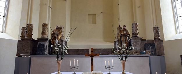LNB notiks tikšanās ar Lestenes baznīcas iekārtas restauratoriem