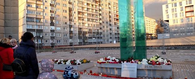 Otrās instances tiesa noraida Zolitūdes traģēdijā bojāgājušā ģimenes prasību par kompensācijas piedziņu no