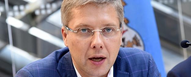 Ušakovs uz simtgades pasākumiem uzaicinājis 56 pilsētu vadītājus, tostarp Maskavas un Sanktpēterburgas mērus