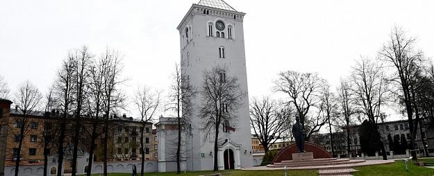 Jelgavas Sv. Trīsvienības tornī būs apskatāmas Rožkalna gleznas