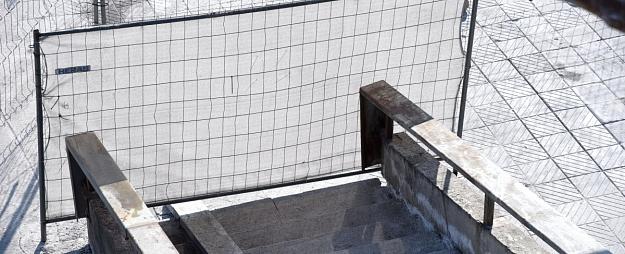 Pie Ogres novada domes ēkās par 120 000 eiro pārbūvēs kāpnes