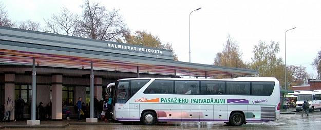 Valmierā rīko transporta infrastruktūras attīstības koncepcijas publisko apspriešanu