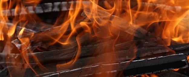 Slimnīcā miris pagājušajā nedēļā ugunsgrēkā Ludzā cietušais vīrietis