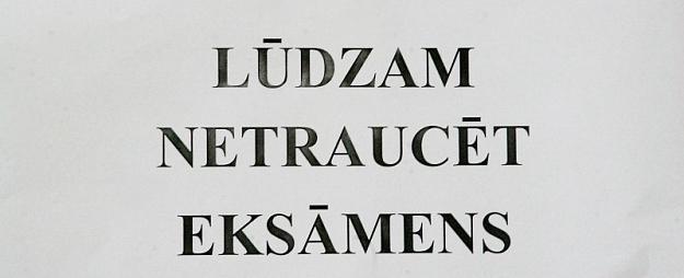 Vairums mazākumtautību skolu devītklasnieku latviešu valodu zina vidējā līmenī