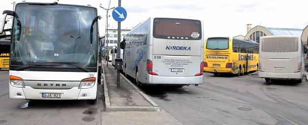 Autotransporta direkcija pērn reģionālo maršrutu autobusos konstatējusi 130 pārkāpumu