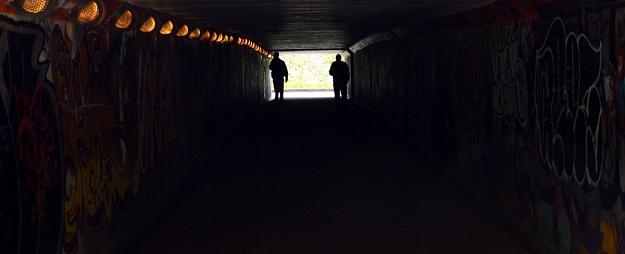 Ogrē sākta gājēju tuneļa zem sliežu ceļiem būvniecība
