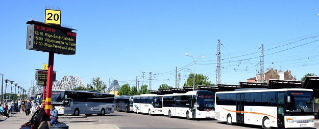 Līgo svētkos būs izmaiņas apmēram 500 reģionālo autobusu maršrutos