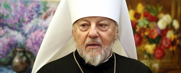 Krievijas Pareizticīgās baznīcas patriarhs Kirils pateicas metropolītam Aleksandram par pareizticības izplatīšanu Latvijā