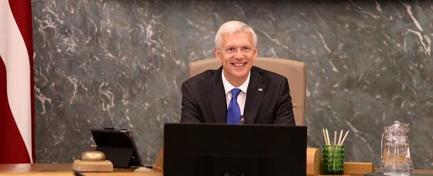 Kariņš: Man ir uzticība Pūcem par viņa spēju administratīvi teritoriālo reformu novest līdz galam