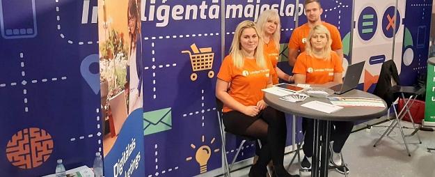 Atklāta ikgadējā biznesa tehnoloģiju konference RIGA COMM