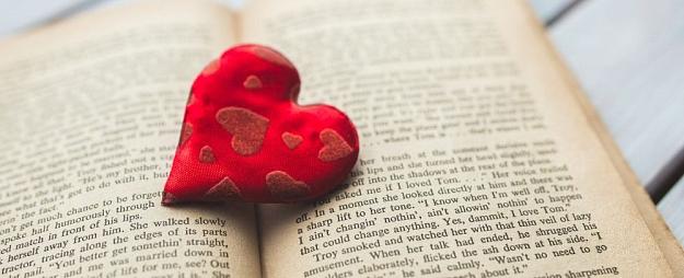 7 leģendāras grāmatas par mīlestību