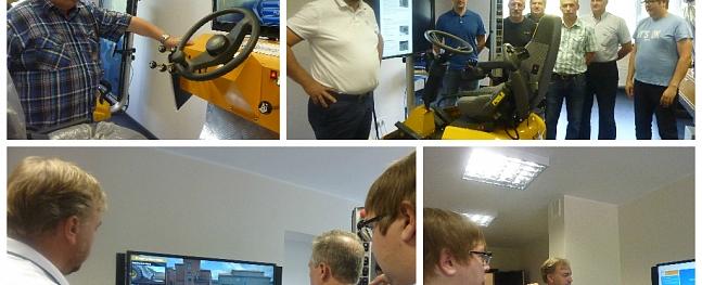 Smiltenes tehnikumā darbosies simulatoru klase