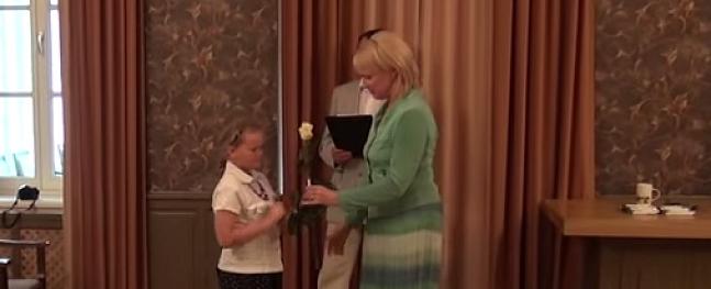 Sumina Vecpiebalgas novada izcilākos skolēnus un pedagogus