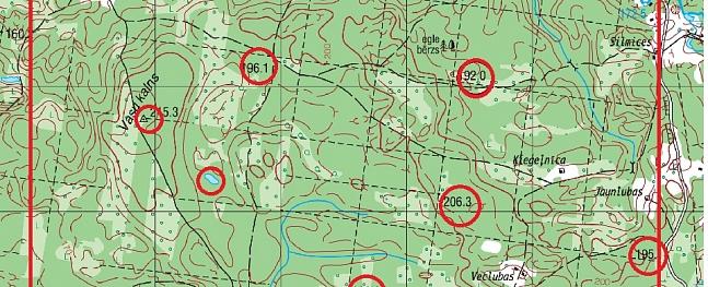 Amatas novada teritorijā plānotas NBS Štāba bataljona aktivitātes