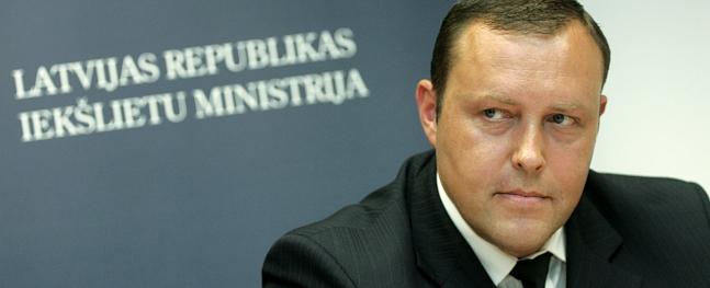 Iekšlietu ministrs ar finanšu ministru apmeklēs valsts austrumu robežu