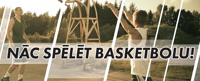 """VBSS sadarbībā ar """"Valmiera/ORDO"""" aicina bērnus Valmierā spēlēt basketbolu"""