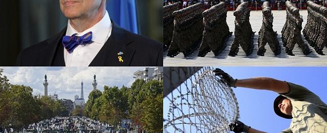 Pasaules notikumi fotogrāfijās (28.augusts-4.septembris)