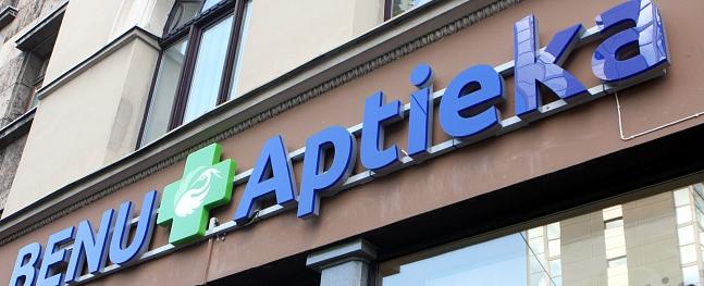 """""""Benu aptieka Latvija"""" pievienos trīs tai piederošus reģionu uzņēmumus"""