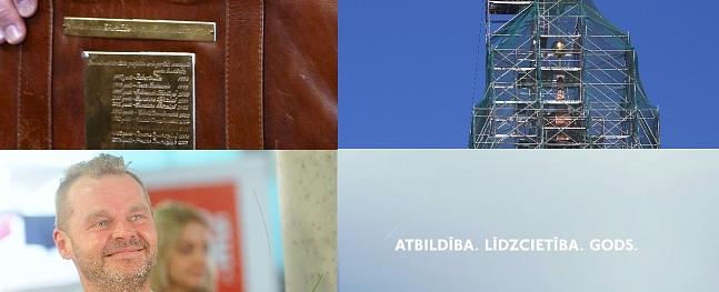 Latvijas notikumi fotogrāfijās (28.septembris - 4.oktobris)