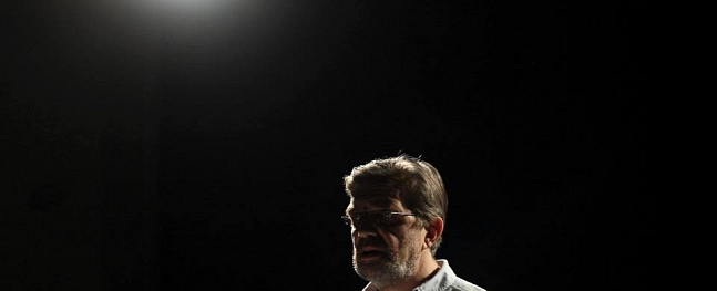 """Valmiermuižā viesosies Ģertrūdes ielas teātris ar izrādi """"Redze ir maņa, ko mirstošs cilvēks zaudē pirmo"""""""