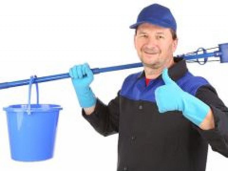 Uzkopšanas serviss gan privātpersonām, gan uzņēmumiem