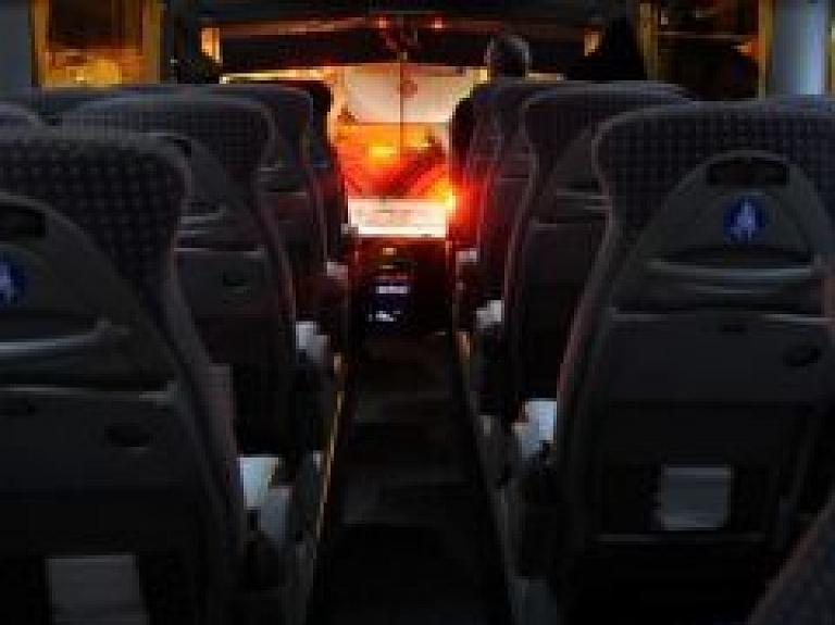 """""""Talsu autotransports"""" iegādājies jaunus autobusus"""