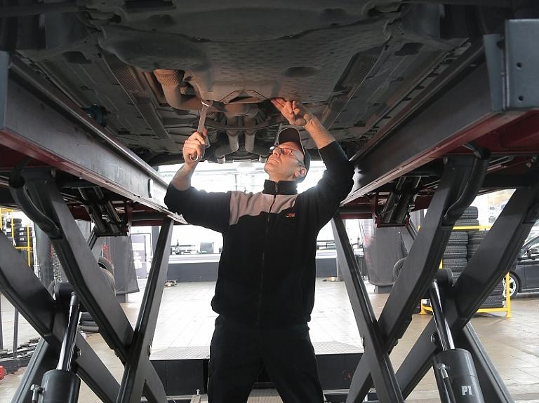 Jāsagatavo auto tehniskajai apskatei?