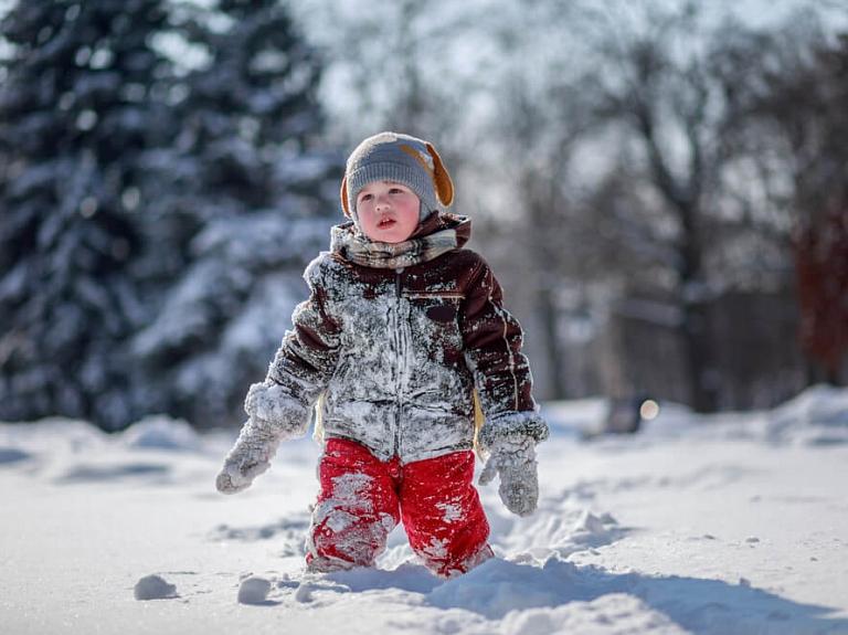6 svarīgākie elementi bērna ziemas garderobē
